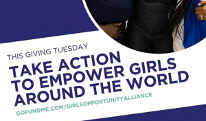 Girls Opportunity Alliance