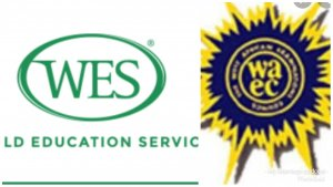 Waec not required for wes